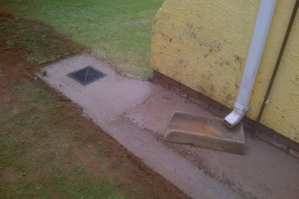 Drainage Project B 2